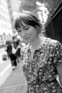 Sheila Heti - a woman who writes books!