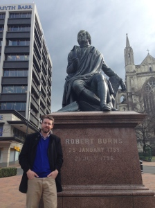 Liam and Robbie: two decent Scottish writers