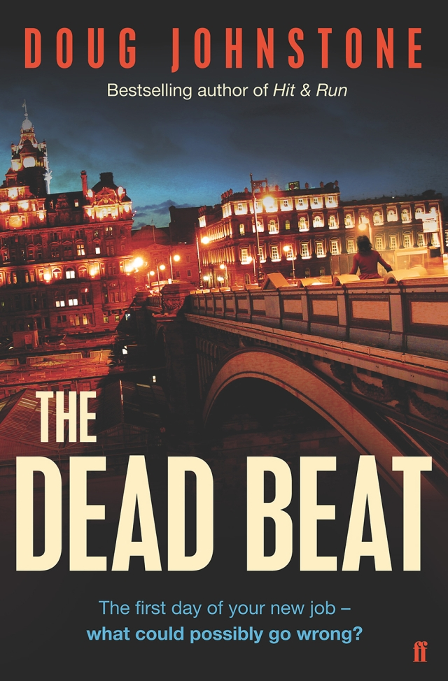 the dead beat front cover