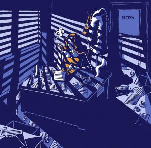 illustration by Dom McKenzie