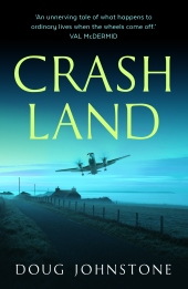 crash-land
